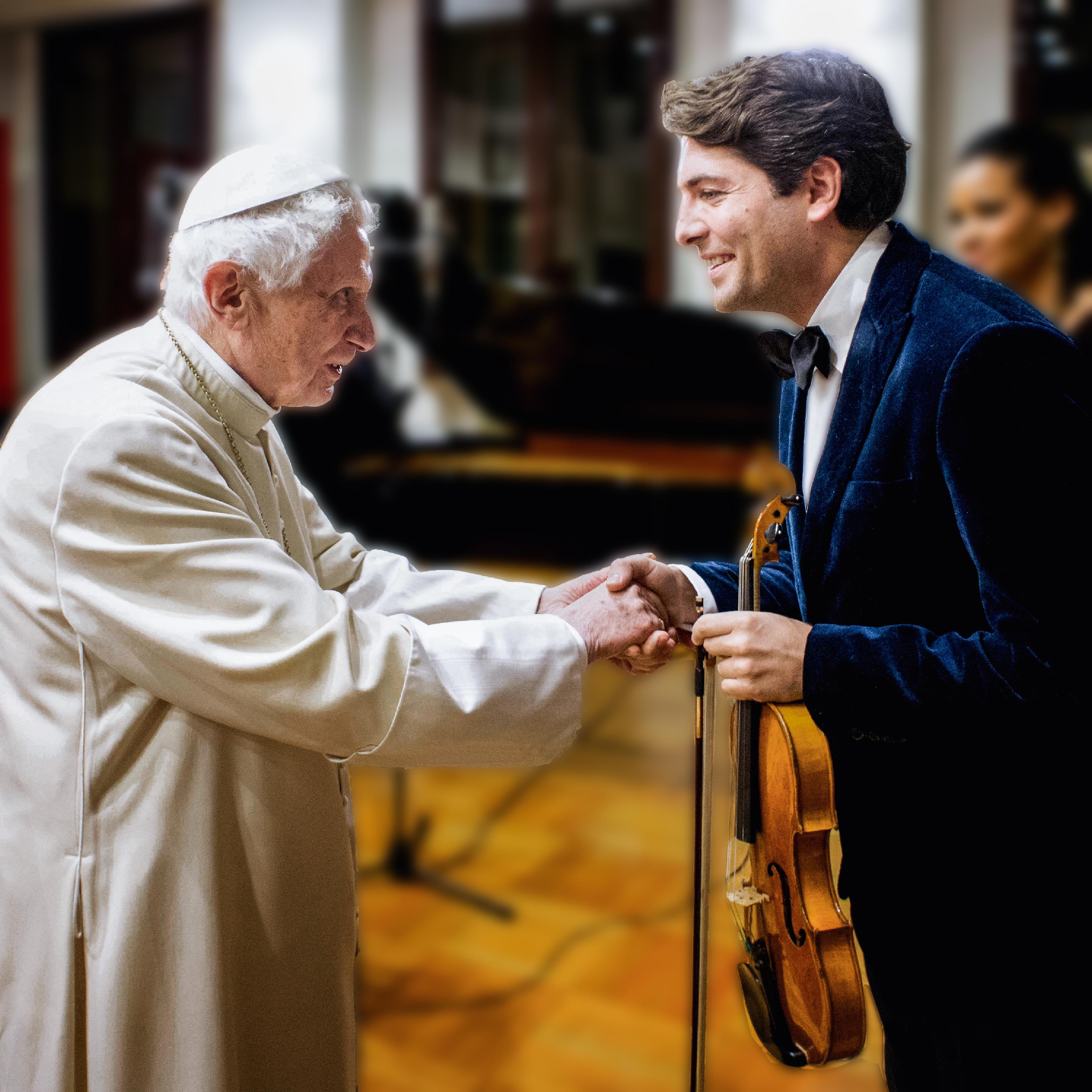 Happy birthday Papst Benedikt XVI.