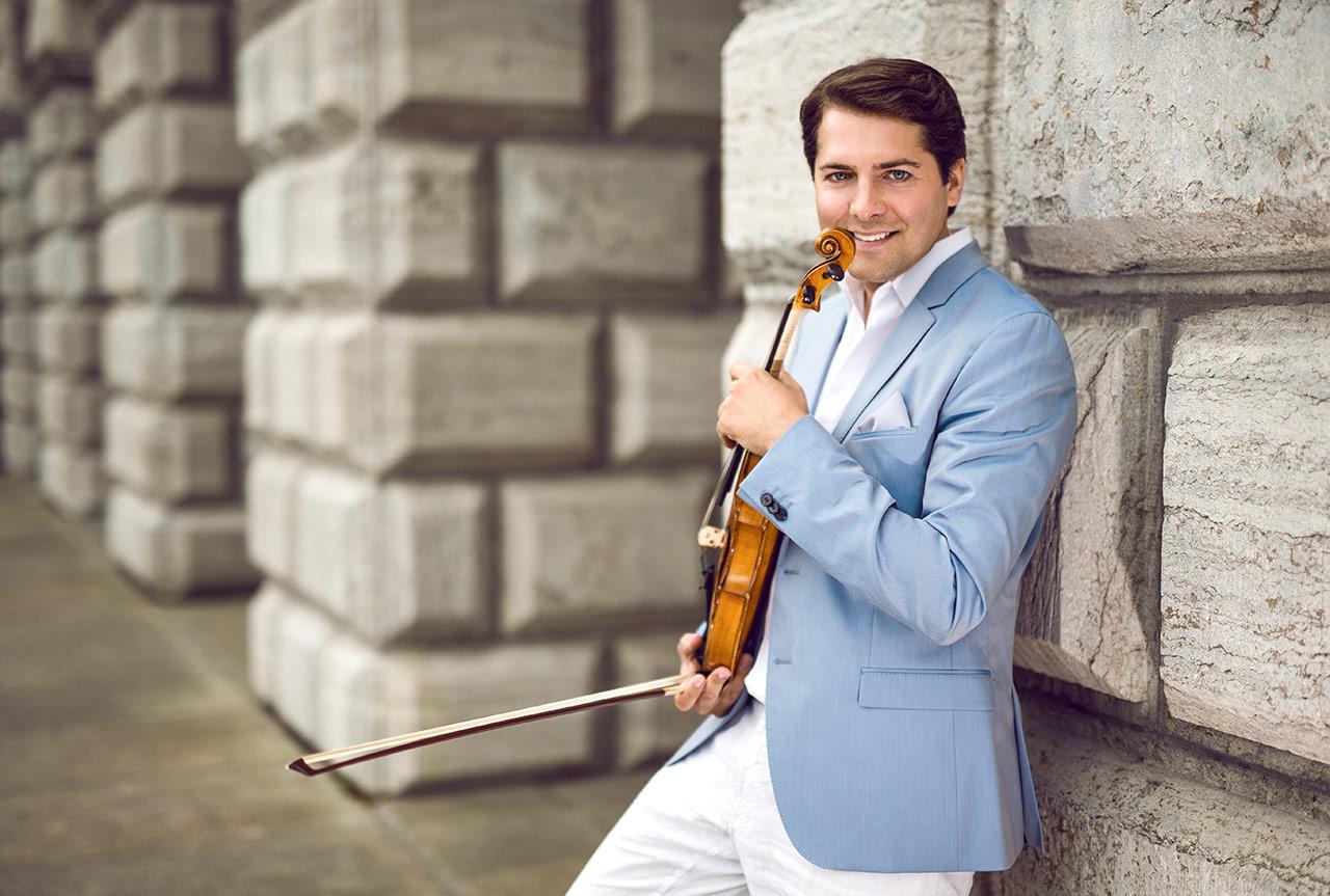 Auftritt beim Concerto di Natale in Halle