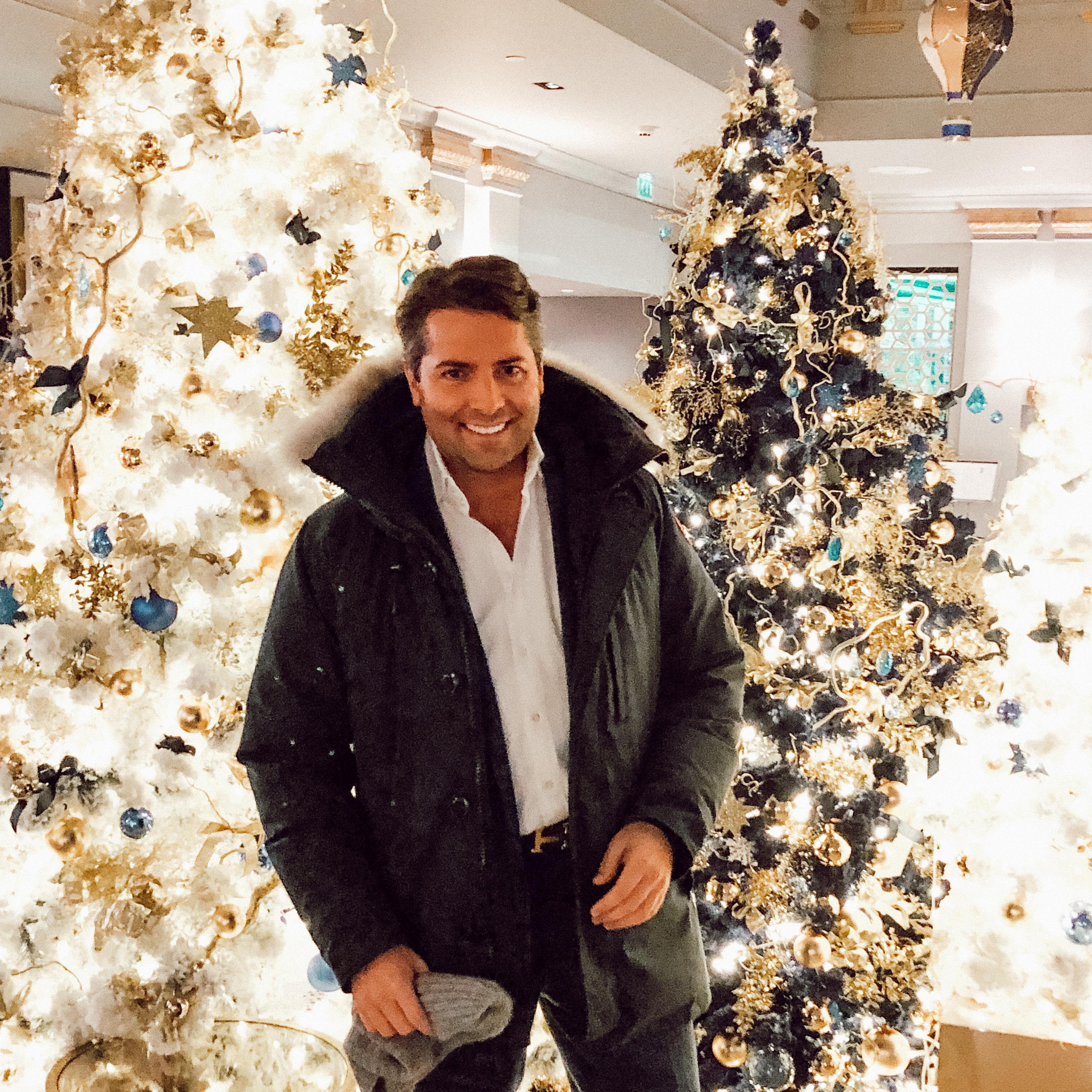 Baptiste Pawlik Weihnachten